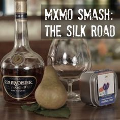 Smashes are a classic cocktail family dating back a few hundred years. It might be named after the Wright Brothers!