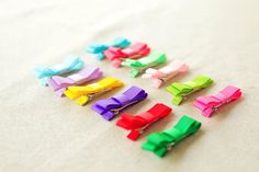 Lace Kenzola 12pc Toddler Classic Ribbon-Wrapped No-damaged Mini Bow Hair Barrettes Hair Clip Set *** Click image for more details. #hairupdos