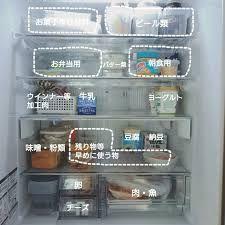 冷蔵庫 どこに何を入れる Google Search 冷蔵庫 収納 収納