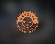 Revolve Logo Concepts by Brian Hartwell, via Behance