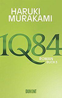 """1Q84 ist ein Roman des japanischen Autors Haruki Murakami. Der Titel ist eine Anspielung auf 1984, das Jahr der Handlung. Nach Ereignissen im Verlauf der Handlung wird dieses Jahr von der Protagonistin jedoch in 1Q84 umbenannt. Das """"Q"""" steht für Question mark (engl. für Fragezeichen).[1] Dies ist zudem ein Wortspiel, da der Buchstabe """"Q"""" und die Zahl """"Neun"""" im Japanischen kyū ausgesprochen werden."""