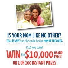 Scotties: Win $10,000!