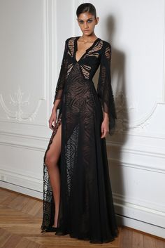 Zuhair Murad RTW Fall 2014 - Slideshow - Runway, Fashion Week, Fashion Shows, Reviews and Fashion Images - WWD.com