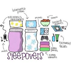 Image result for sleepover