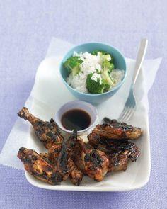 Super Bowl Wings // Teriyaki Chicken Wings Recipe
