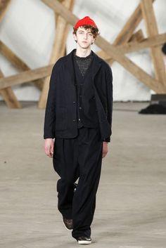 Billy Reid Autumn/Winter 2016 Menswear Collection | British Vogue