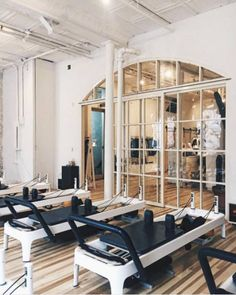 8 Cool Fitness Studios to Follow on Instagram. Because there's nothing like getting your sweat on in style.