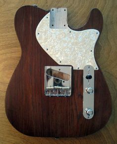 Newbie question about tru-oil walnut stain | Telecaster Guitar Forum