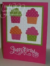 stampin up cupcake punch - Google Search