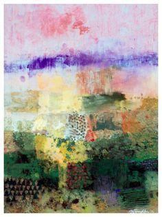 Mark English - Contemporary Artist - Landscape 18