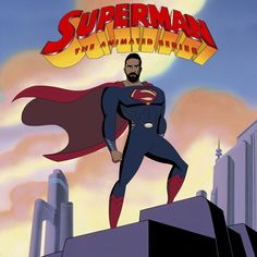 Jonathan Belle drawn in Bruce Timm style Superman Movies, Batman Comic Books, Batman Comics, Dc Comics, Watch Cartoons, 90s Cartoons, Black Characters, Comic Book Characters, Animation Series