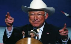 All The Pretty Horses:  Ken Salazar to Leave Interior.  ...by many measures, excluding his often laudable work on Native American issues, the Salazar era at the Interior Department has been a grim one, from the Gulf oil spill on down.  Shame on you Ken Salazar !!!