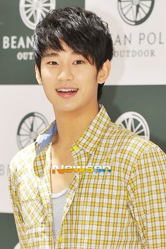 [May 27th 2012] BEAN POLE OUTDOOR Fan Signing Event at Hyundai Department Store ❤❤ 김수현 Kim Soo Hyun my love ♡♡ love everything about you..