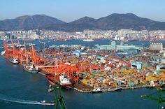 Os 10 maiores portos do mundo - Gigantes do Mundo