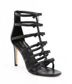 afa3724ba080 Shop for MICHAEL Michael Kors Veronica Caged Dress Sandals at Dillards.com.  Visit Dillards