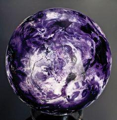 Tiffany Stone Sphere