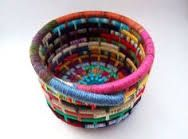 """Résultat de recherche d'images pour """"clothesline coiled baskets"""""""