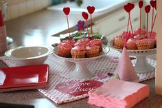 I love Lucy party ideas!