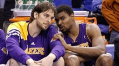Could Omer Asik replace Andrew Bynum as Pau Gasol's new best friend? After requesting a trade, anything is possible. Follow the link attached to this image to read about some possible landing spots for Asik. Be sure to 'like', share and leave a comment.