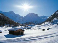 Winter in Brand Vorarlberg
