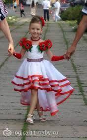 Картинки по запросу платье на выпускной садик