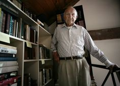 James MacGregor Burns, presidential historian and leadership scholar, dies at 95