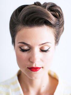 Look Familiar? The 10 Most Popular Makeup Looks on Pinterest via @ByrdieBeautyUK