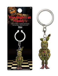 Funko Keychains: Five Nights at Freddy's - Springtrap