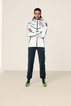 NIKE, Inc. - NIKE reveals USA Medal Stand footwear and apparel -I want this