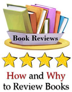 Book reviews matter! Here's how and why writing them helps your favorite authors.