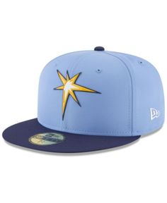 New Era Tampa Bay Rays Batting Practice Pro Lite 59FIFTY Fitted Cap 61b5fd4f3752