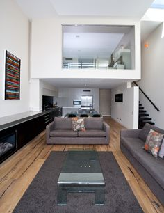 Escea NZ Fireplaces. Install it via the floor to save building a chimney