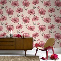Fancy Wallpaper Bedroom Walls Unusual Wallpapers Make Rooms - Unusual wallpaper for walls