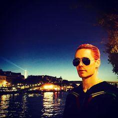 posted by jaredleto on Instagram Paris