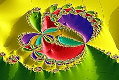 Gallery : 3D Newton fractals Jos Leys