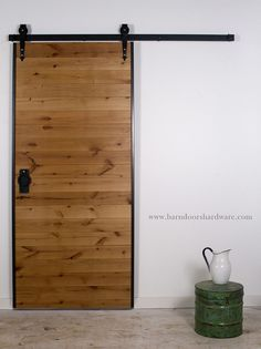 Barn Door Hardware + Barn Door Package Deal $335 I'll probably need one of these somewhere...