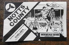 Notts county v #chelsea #football programme #24/11/1979 - vgc !,  View more on the LINK: http://www.zeppy.io/product/gb/2/302194193578/