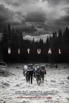 EL CINE QUE VIENE.: THE RITUAL. (TRAILER 2017)