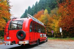 Autumn in Czech Republic, Czech Switzerland
