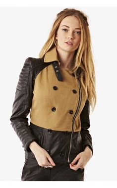 UK leather fashion jackets #UK #fashion #jacket via leather-jackets-online-shop.blogspot.com
