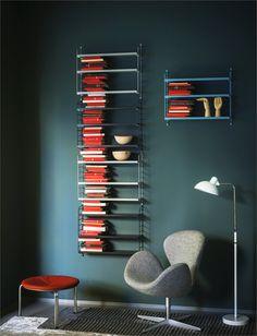 Fritz Hansen Flagship Store opens in Milan #interiors #design
