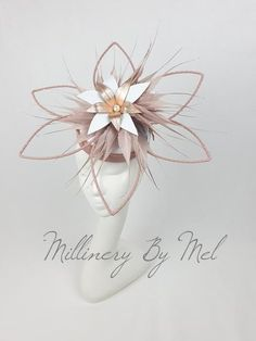 New Designs – Page 2 – Millinery By Mel Fascinator Hairstyles, Fascinator Hats, Fascinators, Octopus Costume, Latest African Fashion Dresses, Millinery Hats, Love Hat, Cool Hats, Derby Hats