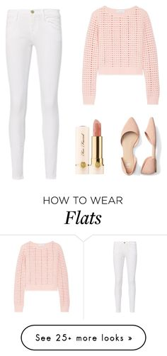 """""""Spring day"""" by skye1246 on Polyvore featuring Narciso Rodriguez, Frame and Too Faced Cosmetics"""