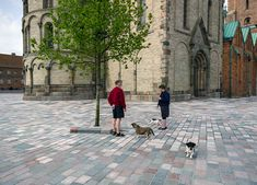 Ribe-Cathedral-Square-by-Schonherr-Landscape_Architecture-03 « Landscape Architecture Works | Landezine Landscape Architecture Works | Landezine
