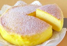 """The 3-Ingredient Japanese Cheesecake That """"Broke The Internet"""""""