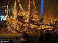 Cosa vedere a Stoccolma: il museo Vasa, attrazione imperdibile! Ferris Wheel, Fair Grounds, Fun, Museum, Hilarious