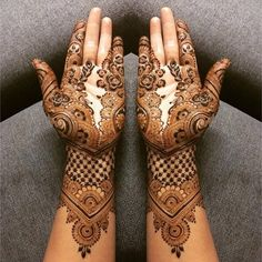 Top Easy, Simple and Latest Henna Arabic Mehndi Designs - Sensod - Create. Latest Arabic Mehndi Designs, Back Hand Mehndi Designs, Stylish Mehndi Designs, Beautiful Mehndi Design, Latest Mehndi Designs, Simple Mehndi Designs, Bridal Mehndi Designs, Mehndi Desgin, Mehndi Design Pictures