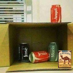 DIY Weihnachtskrippe für Faule