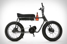With plenty of power and a rugged powder-coated steel frame, the Super 73 Electric Bike gets you around in style. It's powered by a 1,000 watt motor, letting it hit a top speed over 25 mph - perfect for urban...