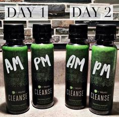 Cleanse, reboot and rebalance. Remove toxins